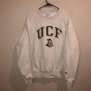 UCF Knights Champion reverse weave Sweatshirt VTG
